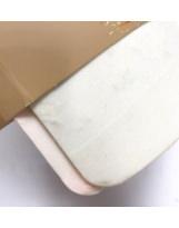 Белые и розовые капроновые колготки 2в1 Германия
