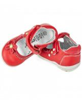 Красные детские туфли Cortina 143820