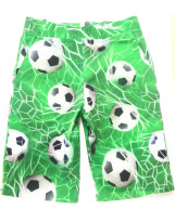 Хлопковые футбольные шорты для мальчика Lenne PINCUS 19619A