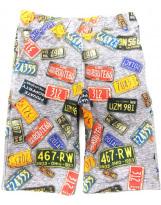 Хлопковые шорты rout66 для мальчика Lenne PINCUS 19619A