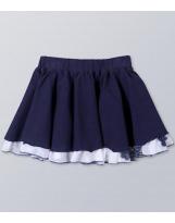 Темно-синяя юбка Flash - Флеш 15PD121/610/507
