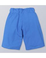 Летние голубые шорты для мальчика Flash - Флеш 16PB118/2600/271