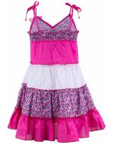 Летний сарафан платье для девочки Flash - Флеш 16TD729/2065