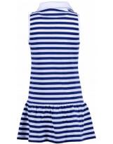 Летнее полосатое платье сарафан Flash - Флеш 19G044/3/1800