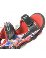 Черные детские сандалии DEMBER