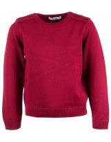 Джемпер свитер красный Flash - Флеш 18B016sh/1111/504