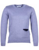 Джемпер свитер серый Flash - Флеш 18B020sh/1111/323