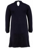 Черное школьное платье Flash - Флеш 18G019sh/1111/4000