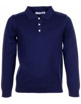 Джемпер свитер синий Flash - Флеш 19B003/4/1111/421