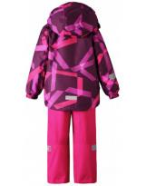 Зимний малиновый костюм - комплект Reimatec - Рейма Maunu 523121