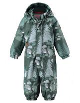 Зимний зелёный комбинезон Reimatec - Рейма PUHURI 510306/8631