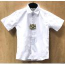 Школьная рубашка Княжич - Kniazhych короткий рукав PT 2000 slim fit