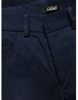 Тёмно-синие школьные брюки ЛіЛус 217 Б4