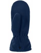 Тёмно-синие флисовые варежки Reima рукавицы Tumpus 527328/6980