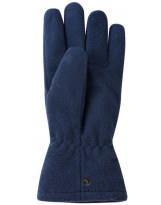 Тёмно-синие флисовые перчатки Reima Varmin 527329/6980