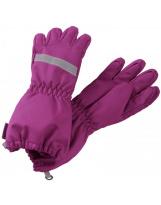 Зимние непромокаемые перчатки фуксия LASSIE - ЛАССИ Rola 727718.9/4840