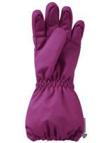 Зимние непромокаемые перчатки фуксия LASSIE - ЛАССИ BY REIMA Rola 727718.9/4840