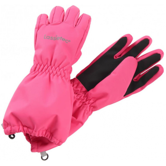 Зимние коралловые перчатки Lassie TEC Jensi 727729.9/3470
