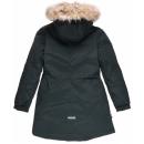 Парка зелёная зимняя Lenne - Ленне куртка TESSA 19363/332