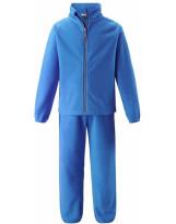 Флисовый синий костюм поддёва LASSIE - ЛАССИ Saarni 726700.9/6440