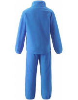 Флисовый синий костюм поддёва LASSIE - ЛАССИ BY REIMA Saarni 726700.9/3470