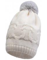 Зимняя белая шапка Lenne - Ленне GALI 19392/001
