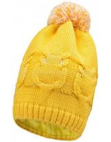 Зимняя желтая шапка Lenne - Ленне GALI 19392/117