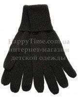 Перчатки черные шерстяные зимние Lenne KIRA 19593/042