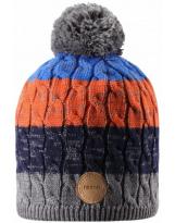 Шерстяная зимняя шапка-бини Reima Spinn 538083/6981