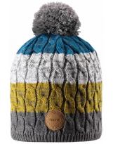 Шерстяная зимняя шапка-бини Reima Spinn 538083/8601