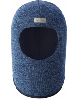 Шлем зимний темно-синий Lassie Riko 718774R/6951