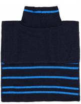 Манишка темно-синяя шерстяная зимняя Lenne LEIF 18399/229