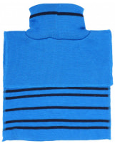 Манишка синяя шерстяная зимняя Lenne LEIF 18399/632