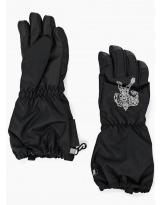 Зимние черные перчатки Lassie Throry 727739/9990