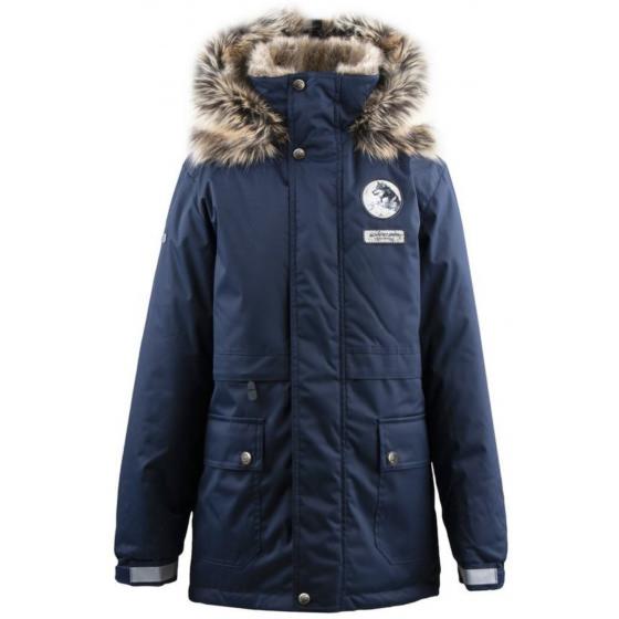 Парка зимняя Lenne - Ленне куртка Nash 19368/229