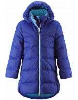 Пуховик фиолетовый зимний - куртка Reima Ahde 531424/5810
