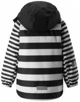 Удлиненная черная зимняя куртка Reimatec - Рейма Lennos 521619/9999