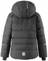Зимний черный куртка пуховик Reimatec+ Wakeup 531427/9990