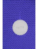 Шерстяной фиолетовый шарф Reima Auvo зимний - Рейма 528654/5810