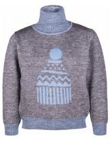 Джемпер - свитер Flash - Флеш 17B937-3477-323
