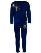 Спортивный костюм велюровый Flash - Флеш 19G116-4-3735-517