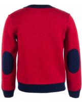 Свитер красный с оленем свитер Flash - Флеш 19BG133-6-3900-504