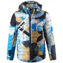 Куртка - жилет трансформер 2-в-1  демисезонная Reima Flykt 531441-7391