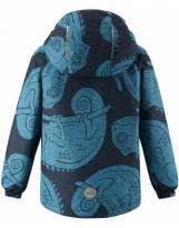 Утеплённая куртка демисезонная Lassie Kaspian 721745R-6963