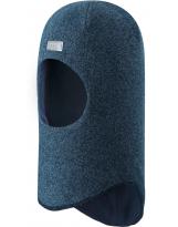 Шлем демисезонный темно-синий Melle 718758/6962