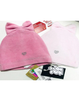 Розовая Шапка iDo - Для Новорожденных