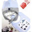 Голубая Шапка с завязками iDo - Для Новорожденных