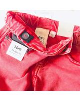 Джеггинсы красные джинсы iDo