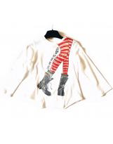 Реглан белый Style Zara