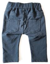 Хлопковые штаны на резинке с карманами iDo